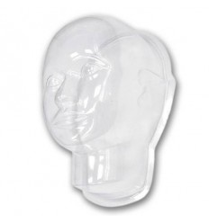 Máscaras de plástico prácticas micropigmentación.