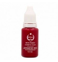 Pigmento Rojo Japonés- 15 mL