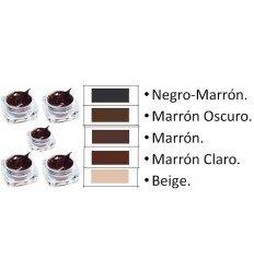 Pack: 5 Pigmentos Microblading (5 ML)