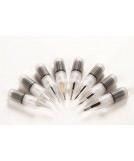 Cartucho Seguridad Módulos Higiénico Micropigmentación Tech Touch II Microblading