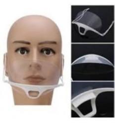 Máscara Rígida Tapabocas